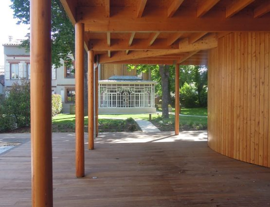 Rénovation de façade bois